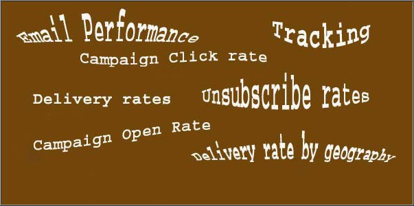 Track Email marketing