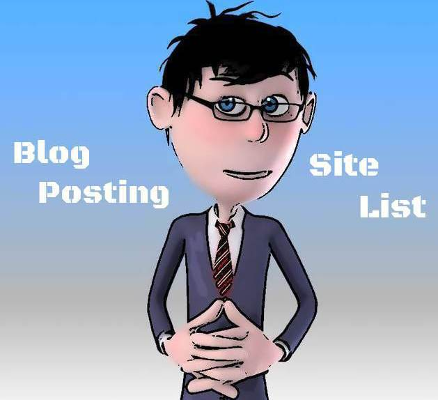 Fastly Cached Free Blog Post/Submission Site List | ALL U POST