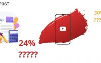Youtube tax outside from usa